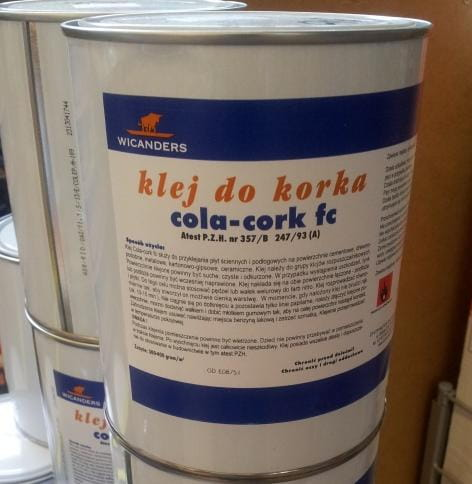 KLEJ do korka COLA CORK 1L